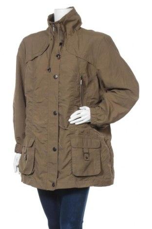Дамско яке, Размер XL, Цвят Зелен, Полиамид, Цена 37,80лв.