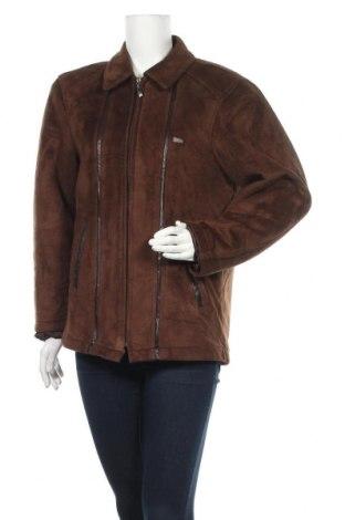 Дамско яке, Размер M, Цвят Кафяв, Цена 9,98лв.