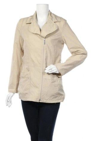 Γυναικείο μπουφάν Armand Thiery, Μέγεθος S, Χρώμα  Μπέζ, Πολυαμίδη, Τιμή 4,91€