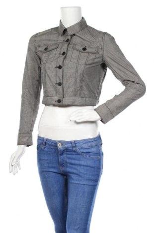 Дамско яке BDG, Размер S, Цвят Сив, 65% полиестер, 35% памук, Цена 9,98лв.