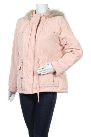 Дамско яке Chicoree, Размер XL, Цвят Розов, Полиестер, Цена 32,76лв.