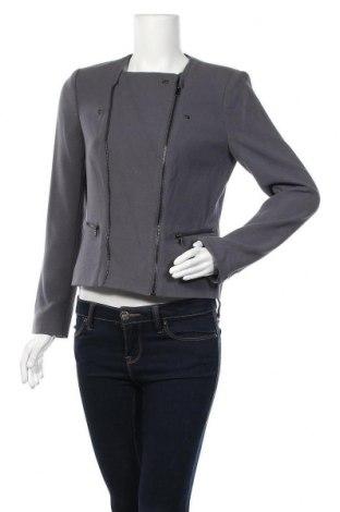 Γυναικείο μπουφάν Ellen Tracy, Μέγεθος S, Χρώμα Γκρί, 63% πολυεστέρας, 33% βισκόζη, 4% ελαστάνη, Τιμή 32,08€