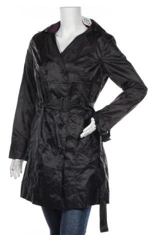 Дамски шлифер Esmara, Размер S, Цвят Черен, Полиестер, Цена 7,35лв.