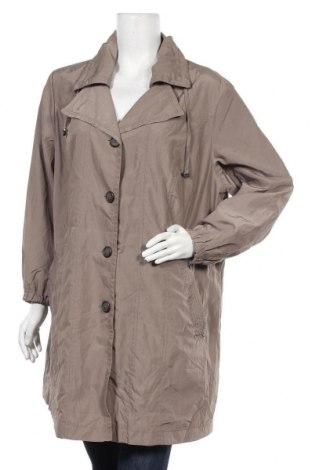 Дамско яке Grandiosa, Размер XL, Цвят Бежов, 65% полиестер, 35% памук, Цена 37,80лв.