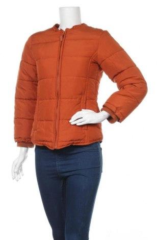 Дамско яке H&M, Размер XS, Цвят Оранжев, Полиестер, Цена 56,70лв.