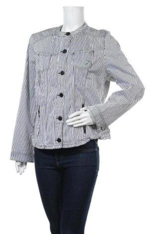 Γυναικείο μπουφάν Kenny S., Μέγεθος L, Χρώμα Λευκό, 98% βαμβάκι, 2% ελαστάνη, Τιμή 11,70€