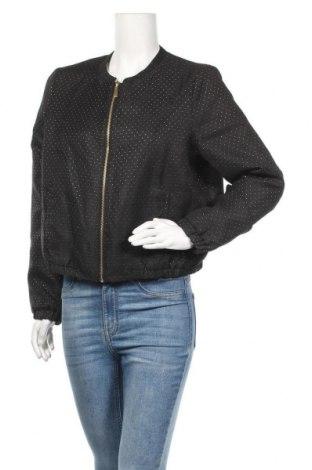 Дамско яке La Redoute, Размер XL, Цвят Черен, 97% полиестер, 3% метални нишки, Цена 17,14лв.