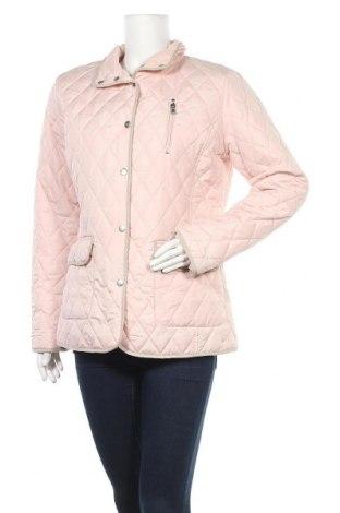 Γυναικείο μπουφάν Mark Adam, Μέγεθος M, Χρώμα Ρόζ , Πολυεστέρας, Τιμή 20,46€