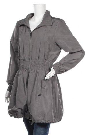 Дамско яке Vero Moda, Размер L, Цвят Сив, Полиестер, Цена 17,64лв.