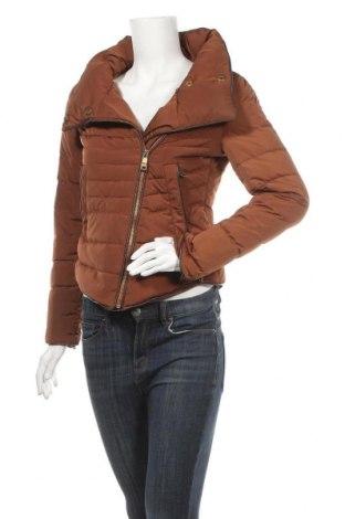 Γυναικείο μπουφάν Zara, Μέγεθος S, Χρώμα Καφέ, Τιμή 33,12€