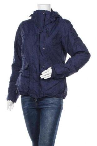 Дамско яке за зимни спортове, Размер M, Цвят Син, 79% полиамид, 21% полиестер, Цена 60,90лв.