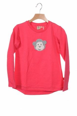 Παιδική μπλούζα Belly Button, Μέγεθος 6-7y/ 122-128 εκ., Χρώμα Ρόζ , 95% βαμβάκι, 5% ελαστάνη, Τιμή 11,26€