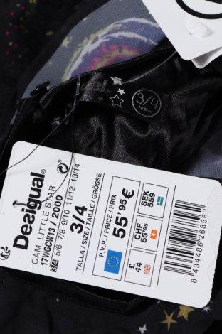 Παιδική μπλούζα Desigual, Μέγεθος 3-4y/ 104-110 εκ., Χρώμα Μαύρο, Πολυεστέρας, Τιμή 19,07€