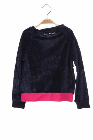 Παιδική μπλούζα Desigual, Μέγεθος 2-3y/ 98-104 εκ., Χρώμα Μπλέ, 63% βαμβάκι, 35% πολυεστέρας, 1% ελαστάνη, 1% μεταλλικά νήματα, Τιμή 8,18€