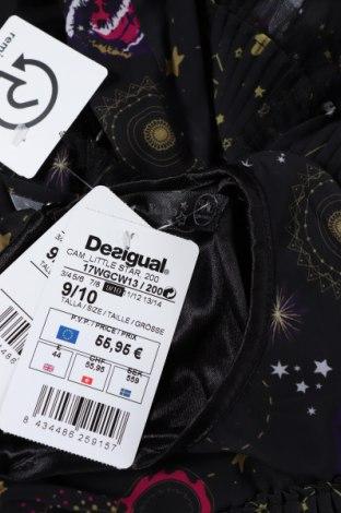 Παιδική μπλούζα Desigual, Μέγεθος 8-9y/ 134-140 εκ., Χρώμα Μαύρο, Πολυεστέρας, Τιμή 19,07€