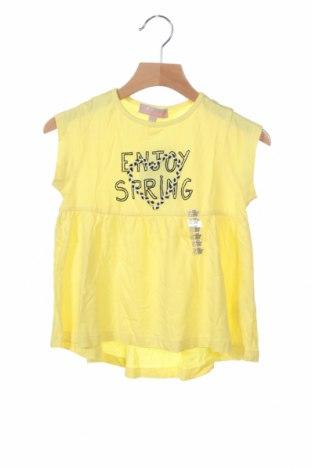 Παιδική μπλούζα Lisa Rose, Μέγεθος 4-5y/ 110-116 εκ., Χρώμα Κίτρινο, 53% βισκόζη, 47% βαμβάκι, Τιμή 5,77€