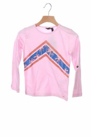 Παιδική μπλούζα Nono, Μέγεθος 5-6y/ 116-122 εκ., Χρώμα Ρόζ , 95% βαμβάκι, 5% ελαστάνη, Τιμή 14,69€