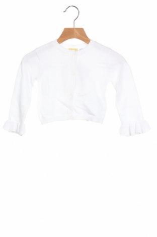 Παιδική ζακέτα Chicco, Μέγεθος 12-18m/ 80-86 εκ., Χρώμα Λευκό, Βαμβάκι, Τιμή 11,47€