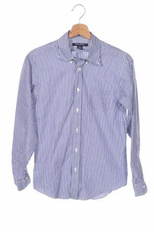 Παιδικό πουκάμισο Brooks Brothers, Μέγεθος 13-14y/ 164-168 εκ., Χρώμα Μπλέ, Βαμβάκι, Τιμή 14,36€