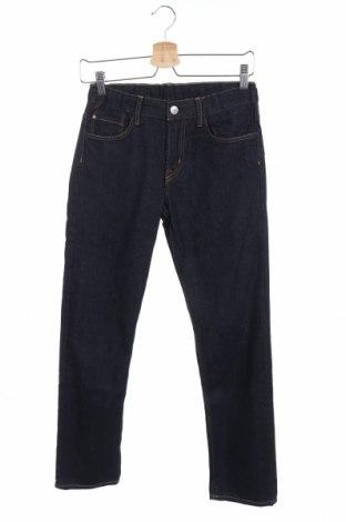 Παιδικά τζίν H&M, Μέγεθος 11-12y/ 152-158 εκ., Χρώμα Μπλέ, Βαμβάκι, Τιμή 12,96€