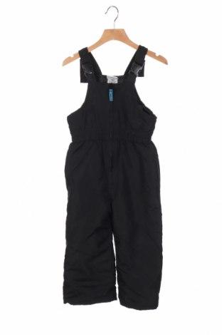 Παιδική σαλοπέτα για χειμερινά σπορ Athletic Works, Μέγεθος 3-4y/ 104-110 εκ., Χρώμα Μαύρο, 100% πολυεστέρας, Τιμή 6,76€