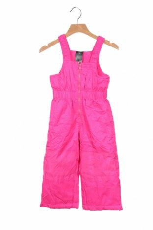 Παιδική σαλοπέτα για χειμερινά σπορ Athletic Works, Μέγεθος 2-3y/ 98-104 εκ., Χρώμα Ρόζ , Πολυεστέρας, Τιμή 19,00€