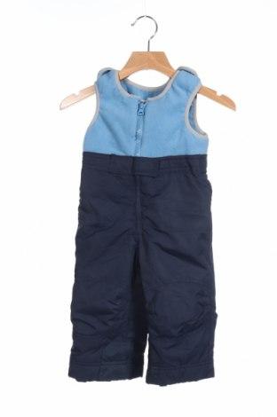 Παιδική σαλοπέτα για χειμερινά σπορ Athletic Works, Μέγεθος 9-12m/ 74-80 εκ., Χρώμα Μπλέ, Πολυεστέρας, Τιμή 8,87€