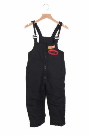 Παιδική σαλοπέτα για χειμερινά σπορ Cars, Μέγεθος 2-3y/ 98-104 εκ., Χρώμα Μαύρο, Πολυεστέρας, Τιμή 21,59€