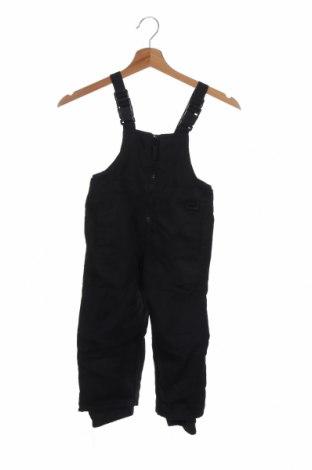 Παιδική σαλοπέτα για χειμερινά σπορ Circo, Μέγεθος 18-24m/ 86-98 εκ., Χρώμα Μαύρο, Πολυεστέρας, Τιμή 16,96€