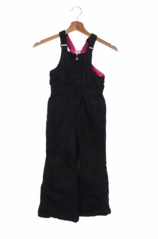 Παιδική σαλοπέτα για χειμερινά σπορ Faded Glory, Μέγεθος 4-5y/ 110-116 εκ., Χρώμα Μαύρο, Πολυεστέρας, Τιμή 22,83€