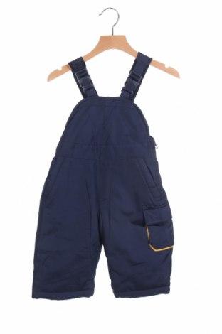 Παιδική σαλοπέτα για χειμερινά σπορ Oshkosh, Μέγεθος 9-12m/ 74-80 εκ., Χρώμα Μπλέ, Πολυεστέρας, Τιμή 8,87€