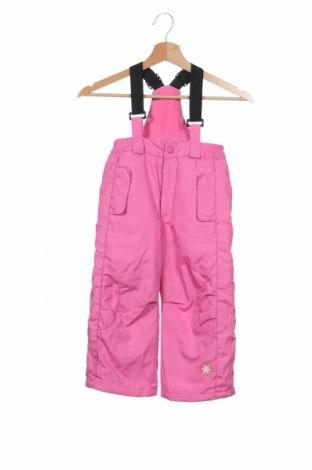 Παιδική σαλοπέτα για χειμερινά σπορ Rothschild, Μέγεθος 4-5y/ 110-116 εκ., Χρώμα Ρόζ , Πολυεστέρας, Τιμή 22,21€