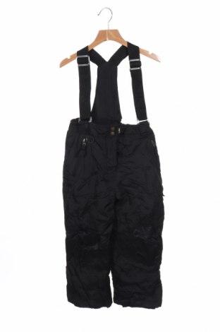 Παιδική σαλοπέτα για χειμερινά σπορ Weatherproof, Μέγεθος 7-8y/ 128-134 εκ., Χρώμα Μαύρο, 100% πολυεστέρας, Τιμή 7,27€
