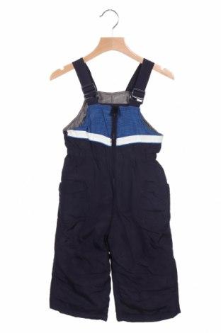 Παιδική σαλοπέτα για χειμερινά σπορ ZeroXposur, Μέγεθος 18-24m/ 86-98 εκ., Χρώμα Μπλέ, Πολυεστέρας, Τιμή 22,21€