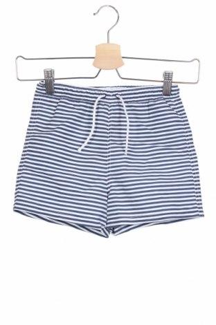 Παιδικό κοντό παντελόνι Lola Palacios, Μέγεθος 7-8y/ 128-134 εκ., Χρώμα Μπλέ, Πολυεστέρας, Τιμή 15,67€