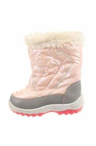 Παιδικά παπούτσια, Μέγεθος 24, Χρώμα Ρόζ , Κλωστοϋφαντουργικά προϊόντα, δερματίνη, Τιμή 6,82€