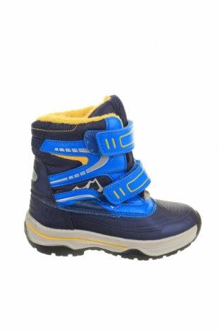 Παιδικά παπούτσια, Μέγεθος 25, Χρώμα Μπλέ, Πολυουρεθάνης, κλωστοϋφαντουργικά προϊόντα, Τιμή 22,08€
