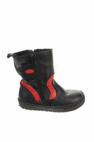 Παιδικά παπούτσια, Μέγεθος 23, Χρώμα Μαύρο, Γνήσιο δέρμα, Τιμή 10,91€