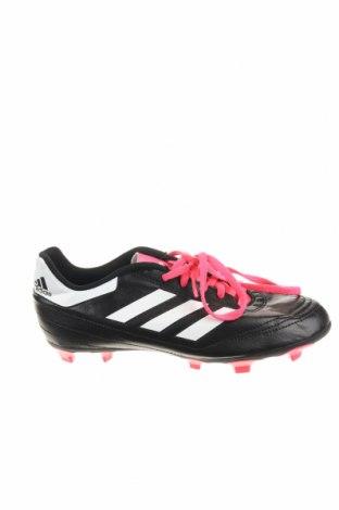 Детски обувки Adidas, Размер 37, Цвят Черен, Еко кожа, Цена 29,77лв.
