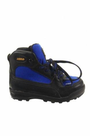 Παιδικά παπούτσια Asolo, Μέγεθος 29, Χρώμα Μαύρο, Δερματίνη, κλωστοϋφαντουργικά προϊόντα, Τιμή 21,83€