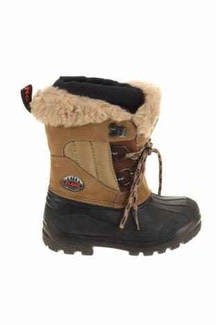 Παιδικά παπούτσια Canadian, Μέγεθος 25, Χρώμα  Μπέζ, Κλωστοϋφαντουργικά προϊόντα, πολυουρεθάνης, Τιμή 23,45€