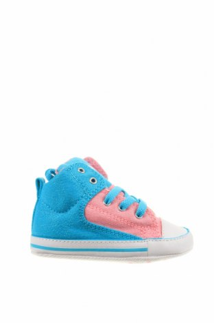 Παιδικά παπούτσια Converse, Μέγεθος 20, Χρώμα Πολύχρωμο, Κλωστοϋφαντουργικά προϊόντα, Τιμή 16,12€