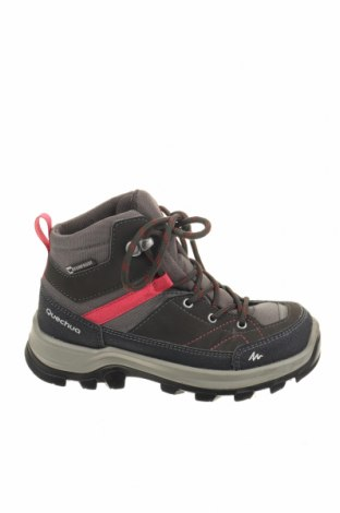 Παιδικά παπούτσια Decathlon, Μέγεθος 31, Χρώμα Γκρί, Δερματίνη, Τιμή 13,93€