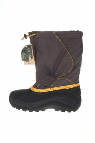 Παιδικά παπούτσια Kamik, Μέγεθος 31, Χρώμα Γκρί, Κλωστοϋφαντουργικά προϊόντα, πολυουρεθάνης, Τιμή 34,41€