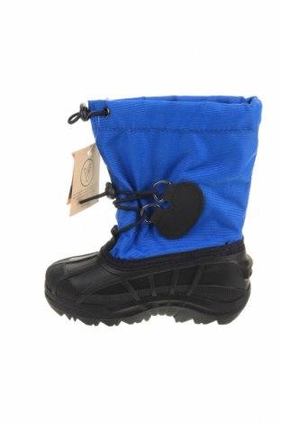 Παιδικά παπούτσια Kamik, Μέγεθος 27, Χρώμα Μπλέ, Κλωστοϋφαντουργικά προϊόντα, πολυουρεθάνης, Τιμή 32,16€