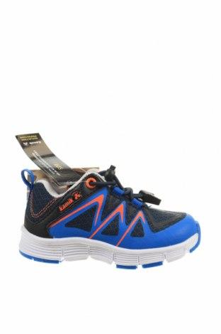 Детски обувки Kamik, Размер 22, Цвят Многоцветен, Еко кожа, текстил, Цена 60,52лв.