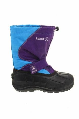 Παιδικά παπούτσια Kamik, Μέγεθος 34, Χρώμα Πολύχρωμο, Πολυουρεθάνης, κλωστοϋφαντουργικά προϊόντα, Τιμή 23,45€