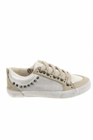 Παιδικά παπούτσια Kaporal, Μέγεθος 30, Χρώμα Λευκό, Δερματίνη, κλωστοϋφαντουργικά προϊόντα, Τιμή 18,14€