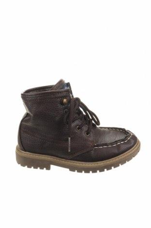 Παιδικά παπούτσια Nautica, Μέγεθος 31, Χρώμα Καφέ, Δερματίνη, Τιμή 18,33€