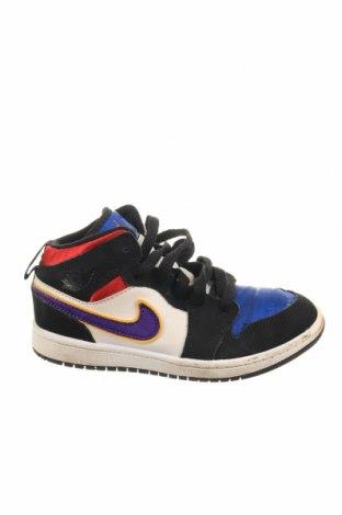 Παιδικά παπούτσια Nike, Μέγεθος 31, Χρώμα Πολύχρωμο, Κλωστοϋφαντουργικά προϊόντα, δερματίνη, Τιμή 21,82€